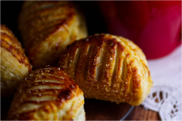 Chaussons aux Pommes (Apple Turnovers)