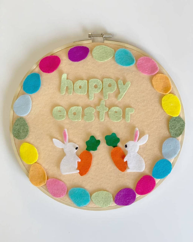 Happy Easter Wall Sign -  Leli and Stitch -  marketsquare-collective.myshopify.com