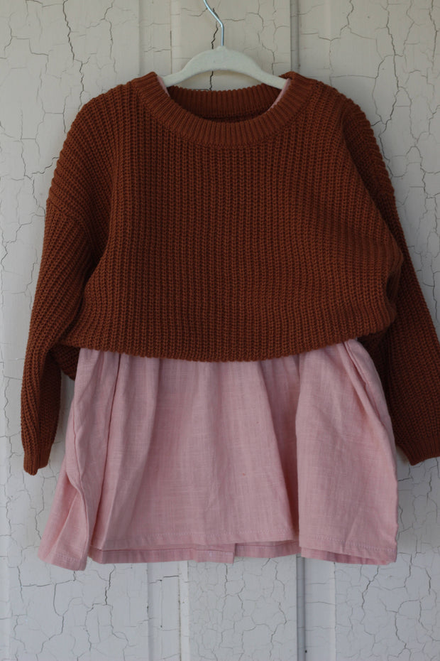 Oversized + Chunky Knit Pullovers -  Gooseberry Clothing -  marketsquare-collective.myshopify.com