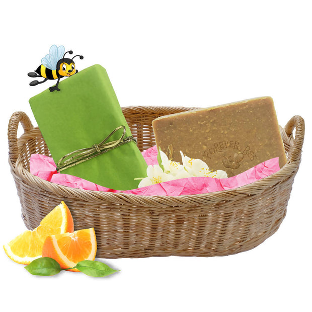 Beeswax & Honey Soap -  Forever Bee -  marketsquare-collective.myshopify.com