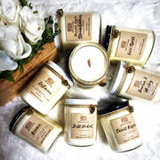 100% Soy Wax Candles -  FH Charm Candles -  marketsquare-collective.myshopify.com