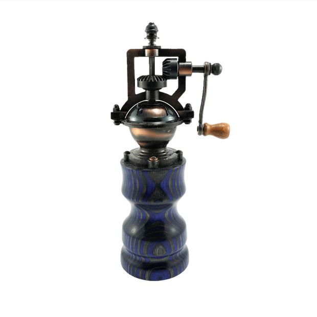 Colored Wood Peppermill -  Tracy Fine Products -  marketsquare-collective.myshopify.com