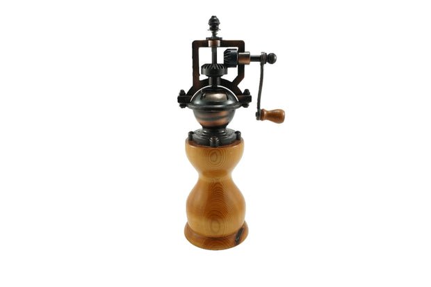 Natural Cedar Peppermill -  Tracy Fine Products -  marketsquare-collective.myshopify.com