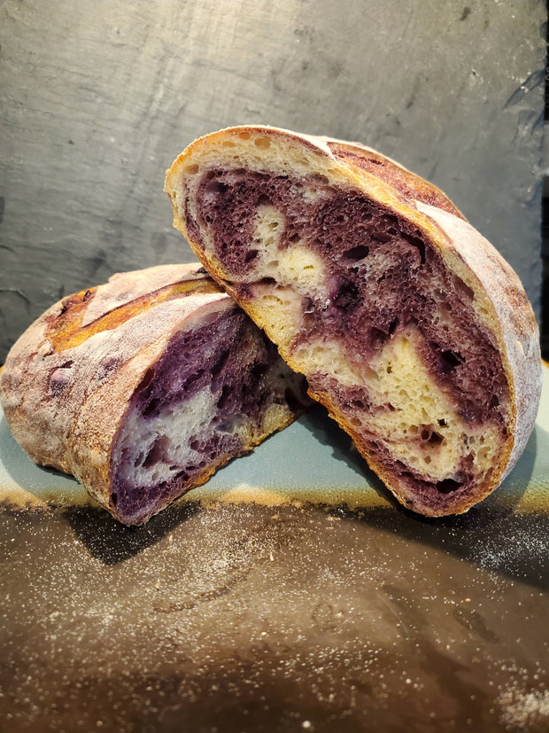 Blueberry Twist -  Savage Sourdough -  marketsquare-collective.myshopify.com