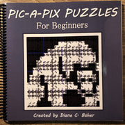 PIC-A-PIX PUZZLES FOR BEGINNERS -  CAD Evolution -  marketsquare-collective.myshopify.com
