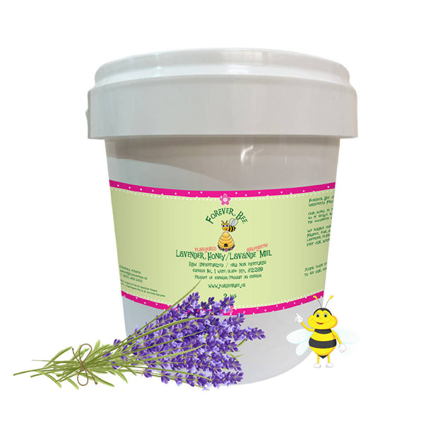 Lavender Honey -  Forever Bee -  marketsquare-collective.myshopify.com