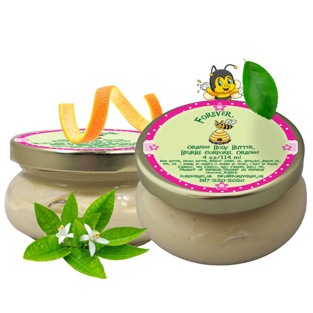 Body Butter - All Natural Ingredients -  Forever Bee -  marketsquare-collective.myshopify.com