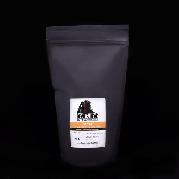 Decaf -  Devil's Head Coffee -  marketsquare-collective.myshopify.com