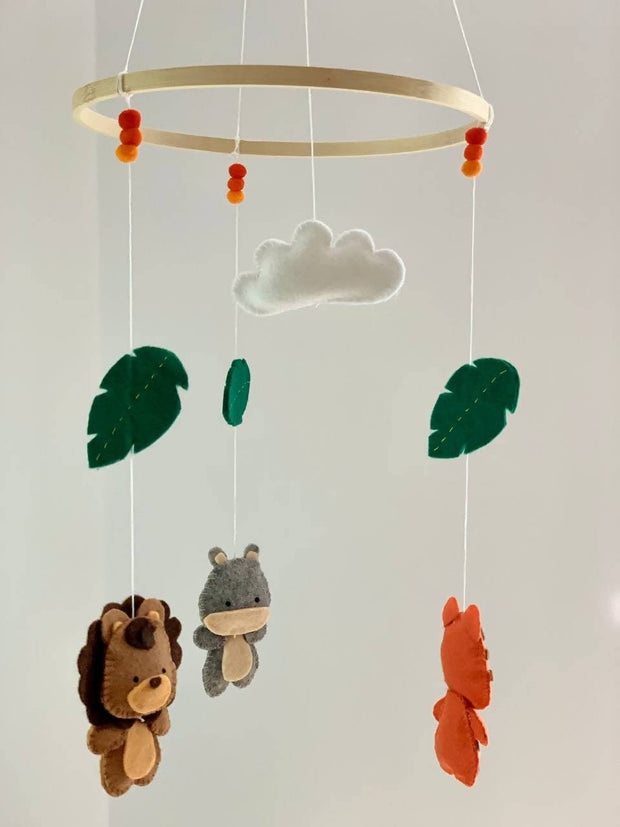 Savanna Nursery Mobile -  Leli and Stitch -  marketsquare-collective.myshopify.com