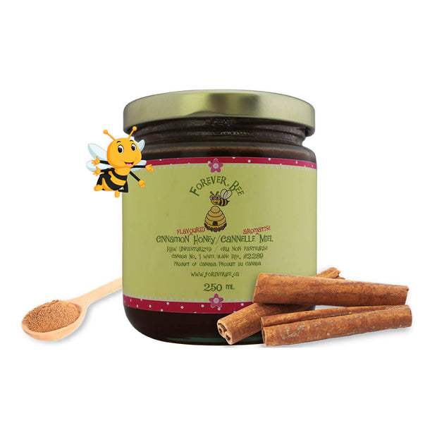 Cinnamon Honey -  Forever Bee -  marketsquare-collective.myshopify.com