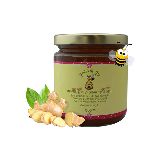 Ginger Honey -  Forever Bee -  marketsquare-collective.myshopify.com