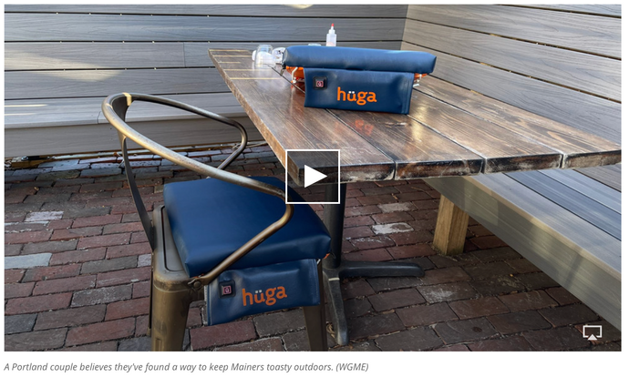 Huga in the News: WGME News Channel 13
