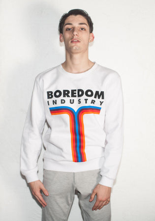 BOREDOM INDUSTRY Sweatshirt - men