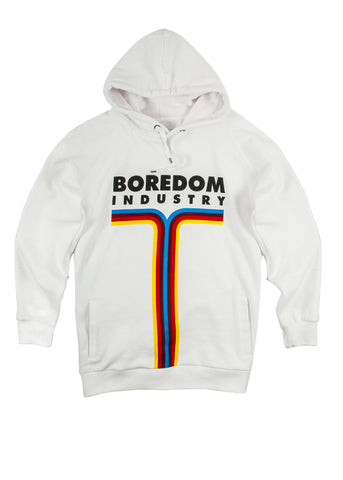 BOREDOM INDUSTRY oversized hoodie - men