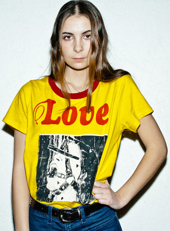 LOVE - T-SHIRT - women