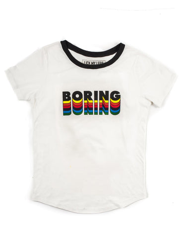 BORING- T-SHIRT - women