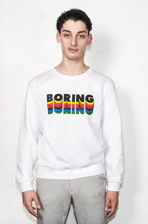 BORING Sweatshirt - men