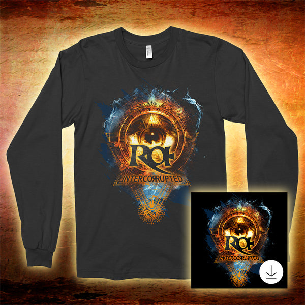 Digital Download with Limited Long Sleeve T-Shirt