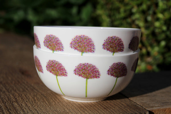 Allium 2 bowl set