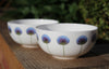 Azure Allium 2 bowl set