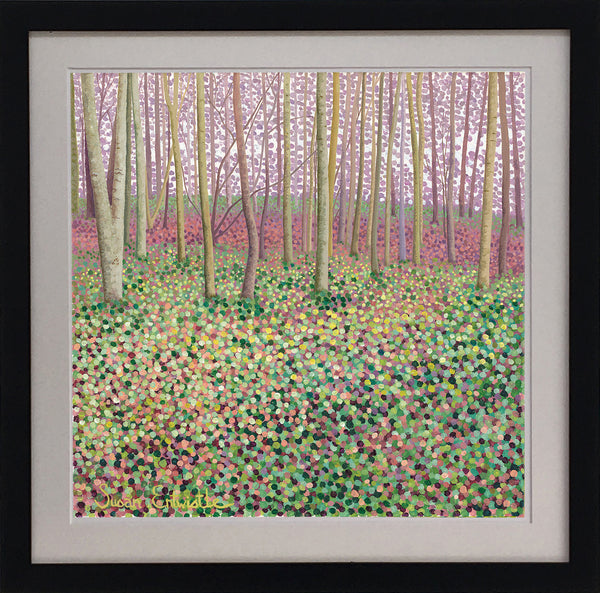 Woodland Walk Signed Edition Print