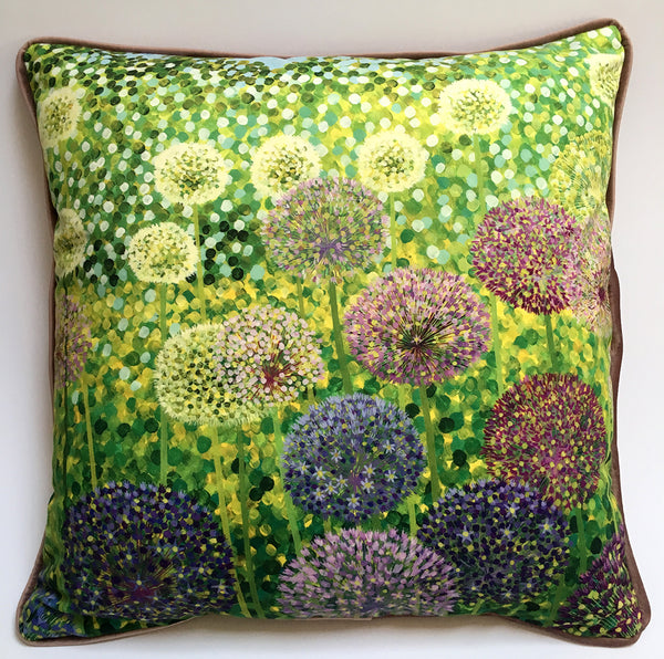 Allium Globemaster Cushion