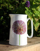 Allium Pint Jug