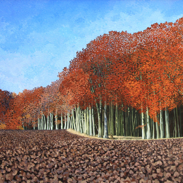 Autumn Beech card