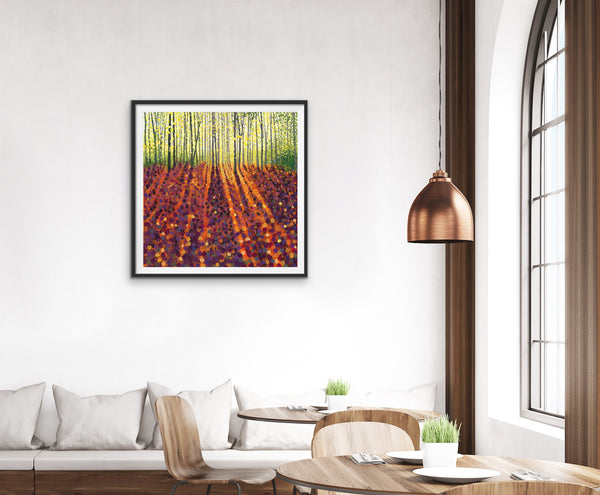 Autumn Light - Signed Edition Print