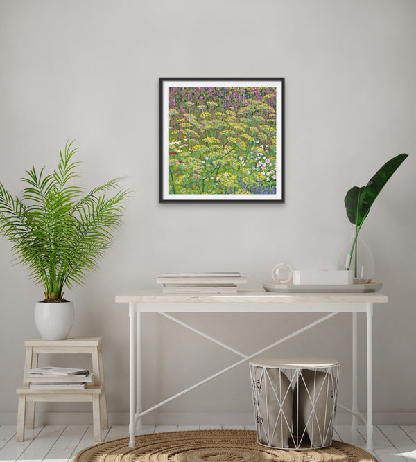 Fennel Signed Edition Print