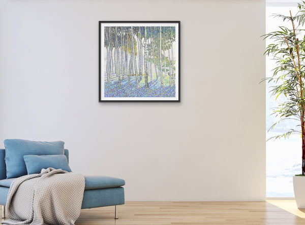 Birch Forest- Signed Edition Print