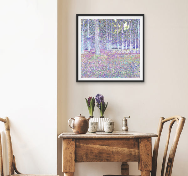 Japanese Forest - Signed Edition Print