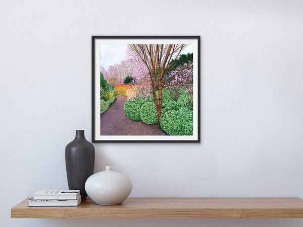 The Winter Garden Signed Edition Print