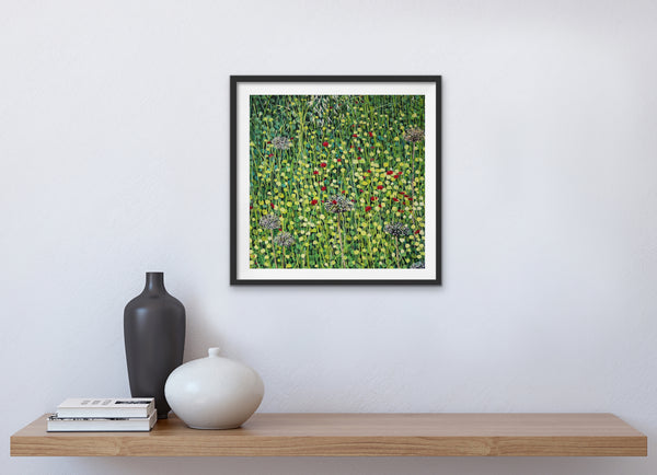 Seed heads Signed Edition Print