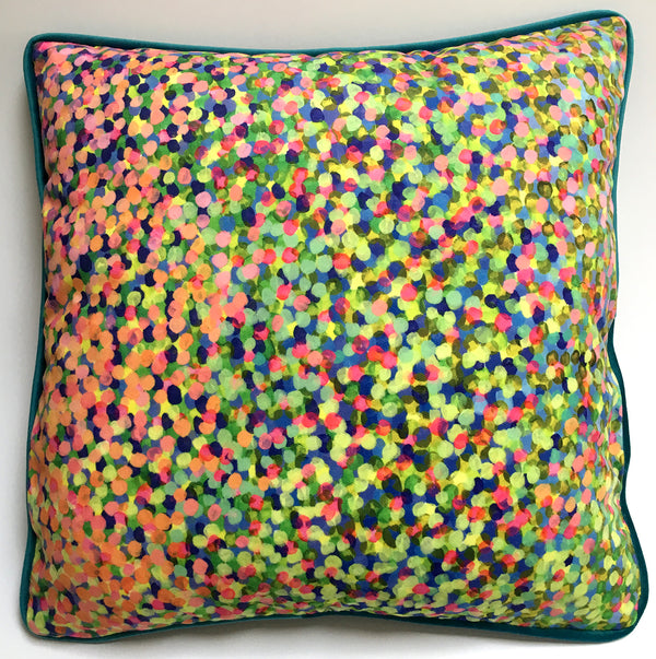 Confetti Cushion