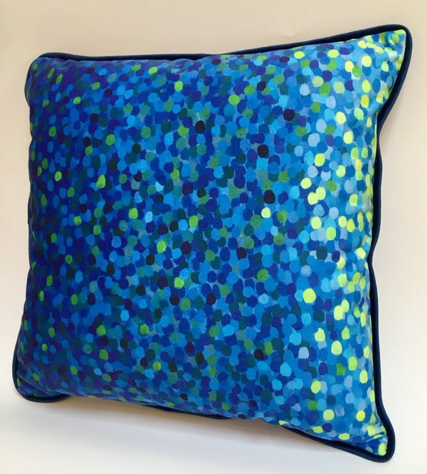 Ocean Light Cushion