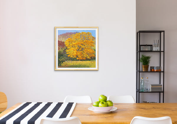 Field Maple limited edition print
