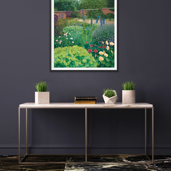 The Kitchen Garden limited edition print