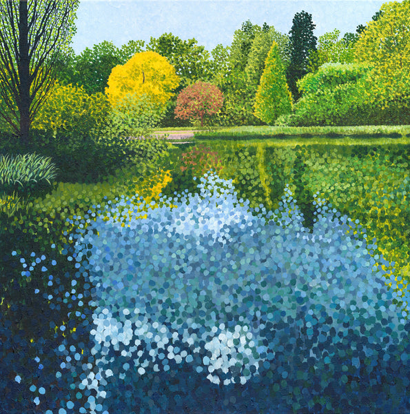 Lake at Wisley SOLD