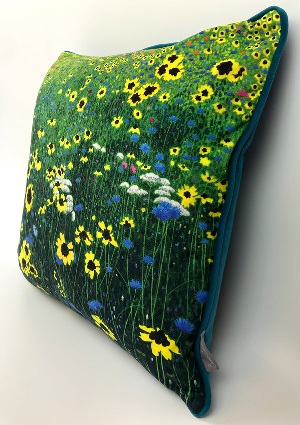 Les Fleurs Cushion NEW DESIGN