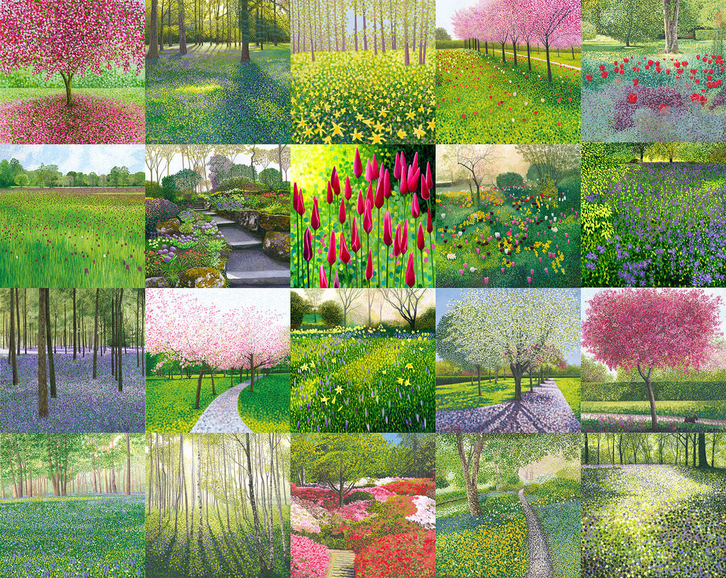••NEW•• Buy 20 SPRING Art Cards - Get £5.00 off your order