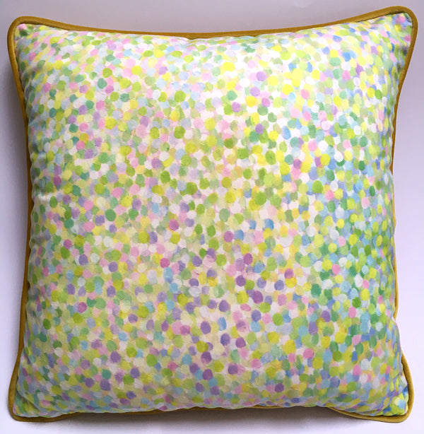 Pastels Cushion