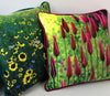 Peppermint stick Tulips Cushion NEW DESIGN
