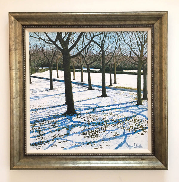 Snow in the Park limited edition print