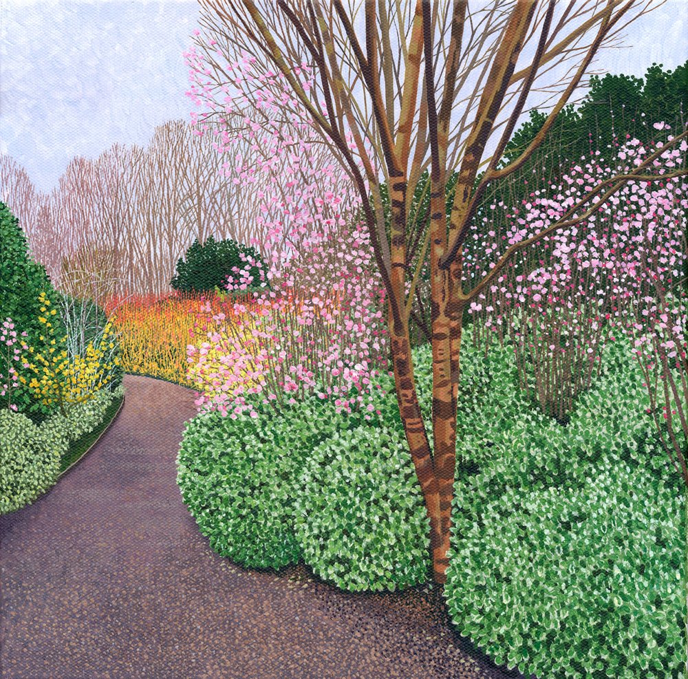 The Winter Garden - SOLD