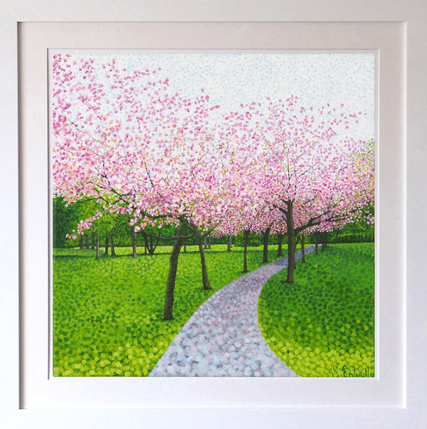 Cherry Blossom - Signed Edition Print