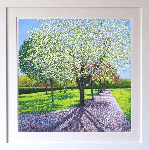 White Blossom - Signed Edition Print
