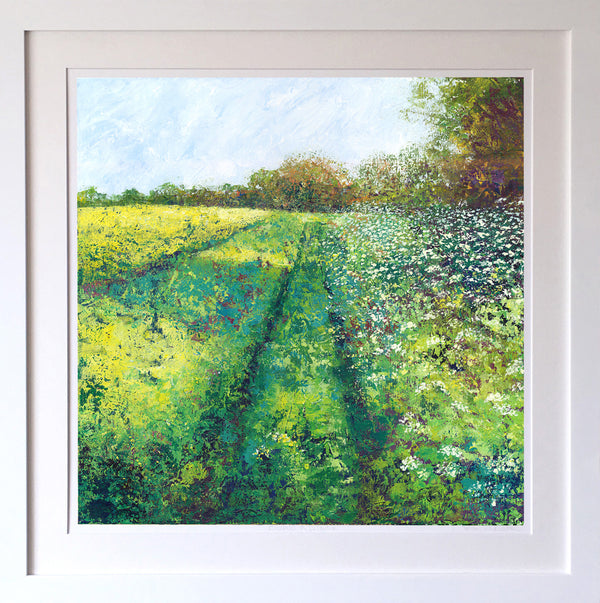 Summer Fields Signed Edition Print