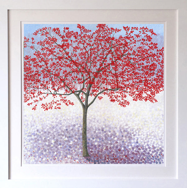 Winterberry Holly Signed Edition Print