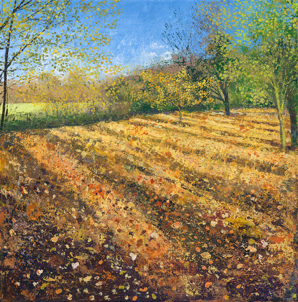 Golden Light- SOLD